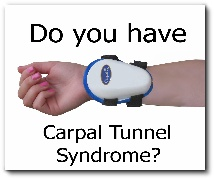 Do you suffer from pain or numbness associated with Carpal Tunnel Syndrome ? Click here to learn about the revolutionary Carpal Rx